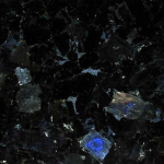 Volga Blue Granite for Kitchen or Bathroom Countertops