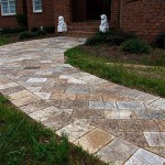Granite Paving Stone Walkway by ADP Surfaces in Orlando Florida