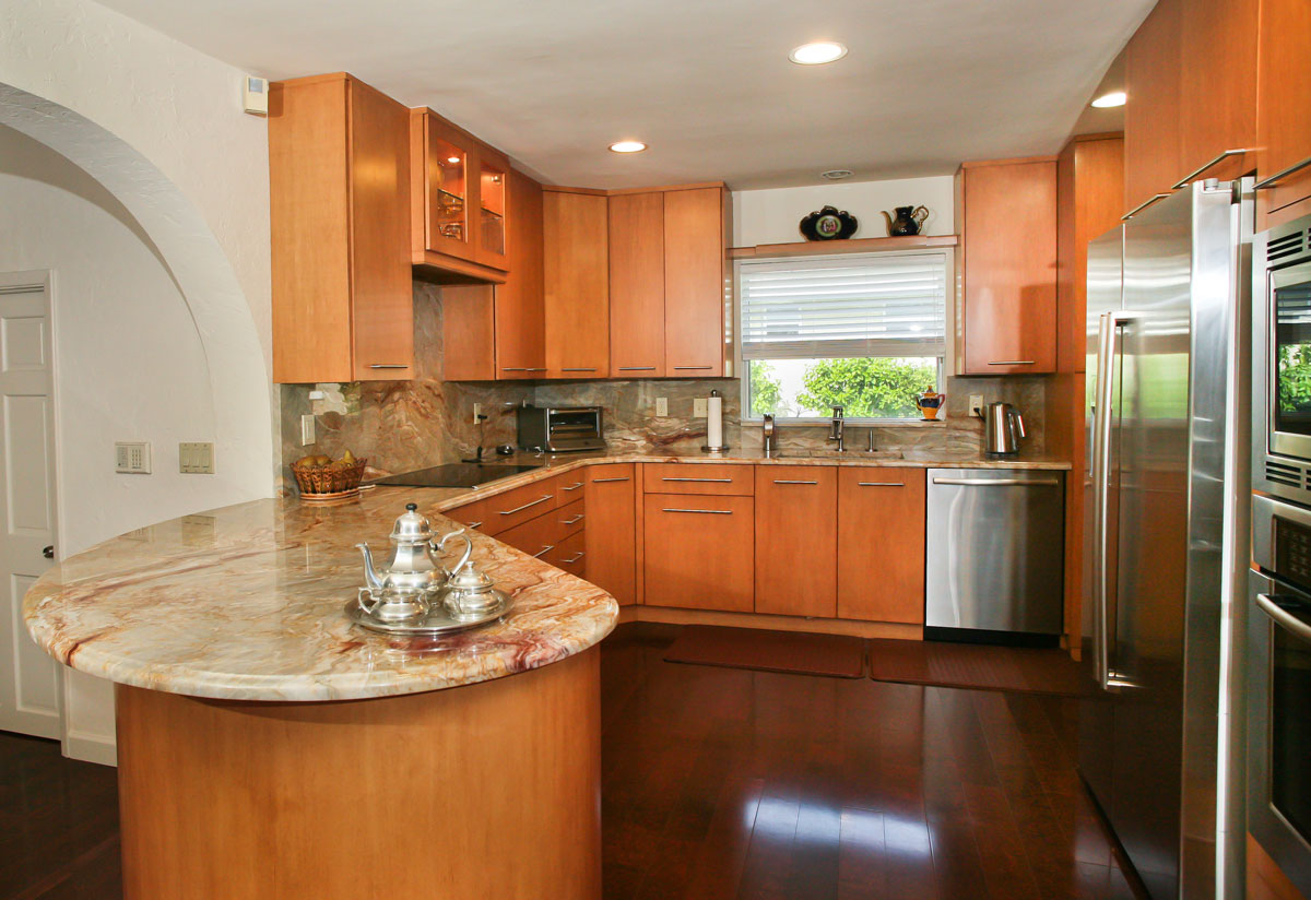 Granite Kitchen Countertops : Kitchen countertop ideas orlando
