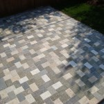 Custom Mixed Pavers Sidewalk by ADP Surfaces in Orlando Florida