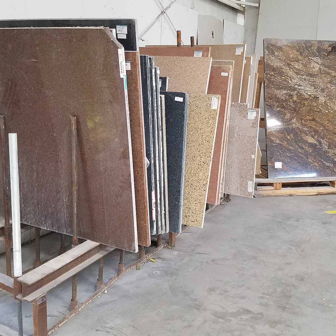 Countertop Remnants : We have Granite and Quartz Remnants of All Colors and Sizes