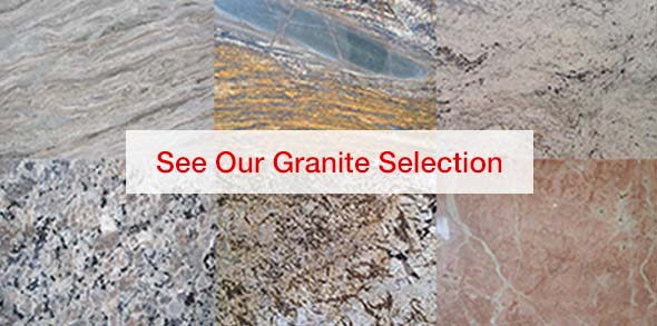 Granite Selection : Finest Granite Orlando has to Offer!