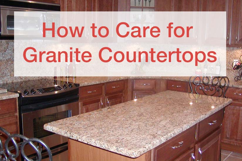 Delicieux How To Care For Granite Countertops Orlando
