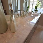 Popular Granite Countertop, Orlando Granite Bathroom Vanity Countertop Room #3