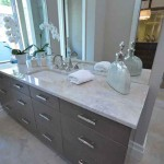 Orlando Granite Bathroom Vanity in Room #2. by ADP Surfaces in Orlando Florida