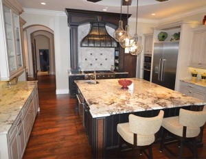 Charming Selecting Kitchen Countertops