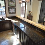 Mitered-Edge-Countertop-Profile-Side View