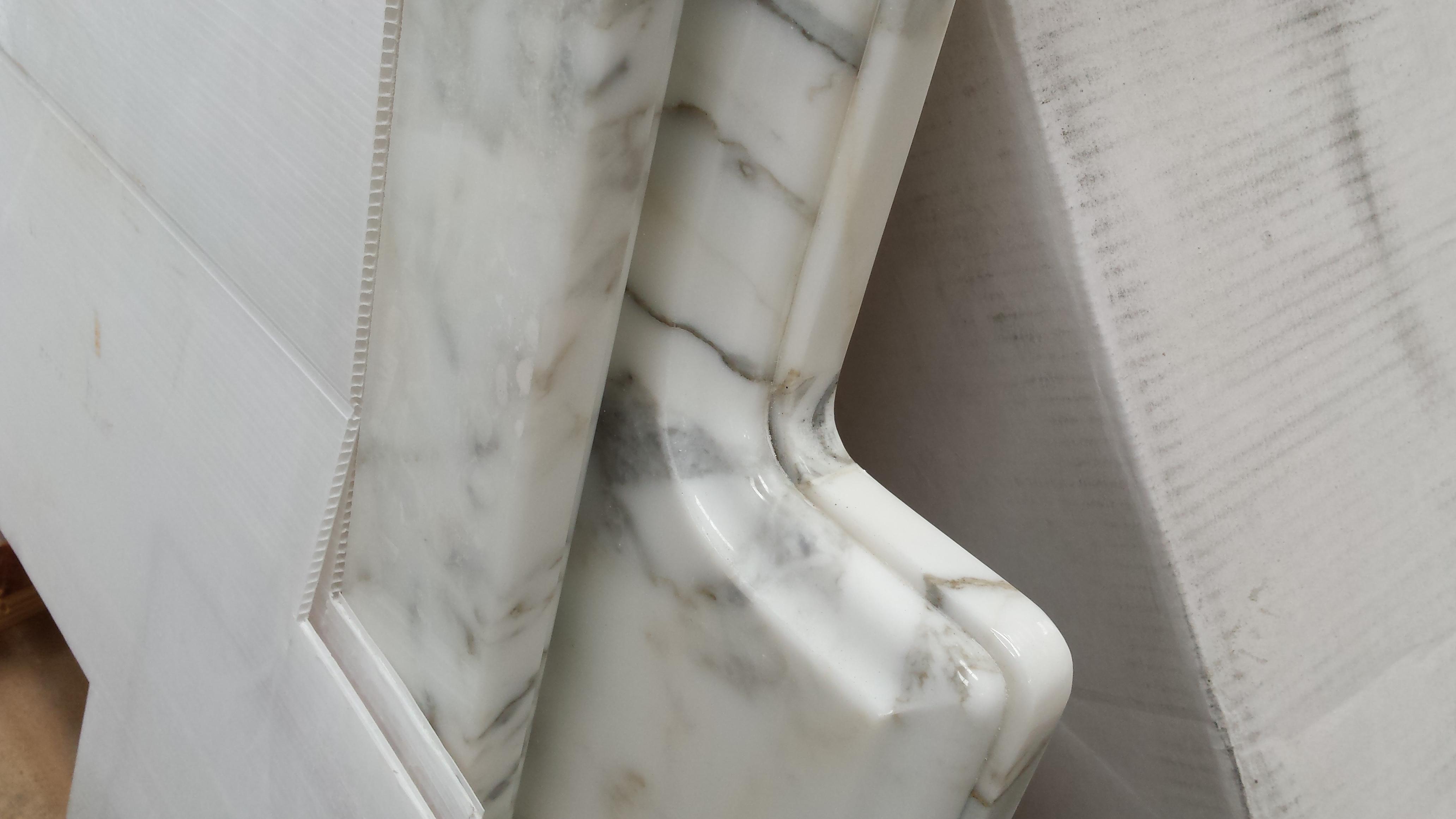custom thick countertop edge profiles | adp surfaces
