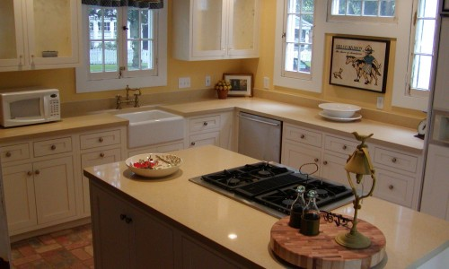 "Popular Granite Countertop Configurations Orlando: Premium Stone Profile ""Caroline Summer Granite"""