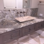 Stone Bathroom Countertop by ADP Surfaces in Orlando Florida