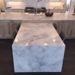 Stone Kitchen Table Countertop with island Countertop by ADP Surfaces in Orlando Florida