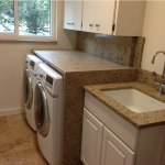 Granite Countertop for Laundy ROom