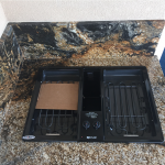 outdoor kitchen countertop ADP Surfaces in Orlando Florida