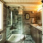 Tiny Home Bathroom Quartz Countertops - Photo Credit credit Anna Yanev Photography