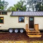 Tiny Home Exterior - Photo Credit credit Anna Yanev Photography