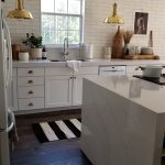 Montauk-HanStone-Quartz-Countertop_Kitchen-Island-Waterfall_ADP-Surfaces-Orlando-FL